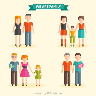 Nós somos uma família