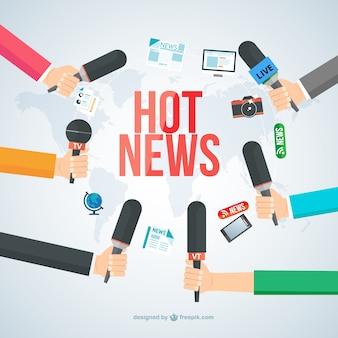 Notícia quente