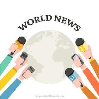 Noticias do mundo
