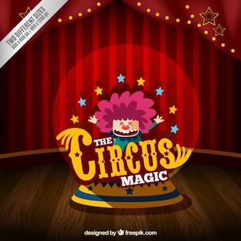 O circo mágico