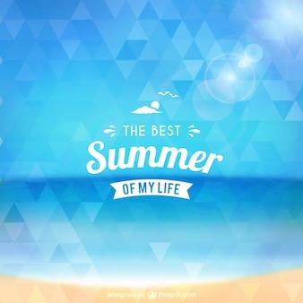 O melhor verão da minha vida