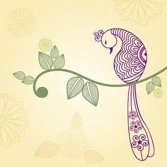 Ornamento Turquia indiana