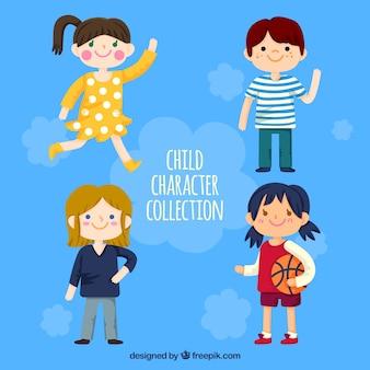 Pacote do dia das crianças