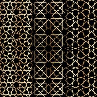 Padrão de geometria islâmica