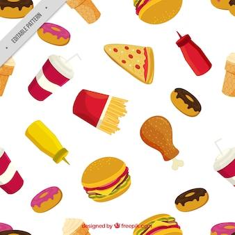 Padrão fast food