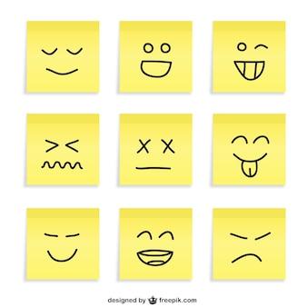 Postá-lo pacote de emoticon