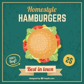 Poster Burger