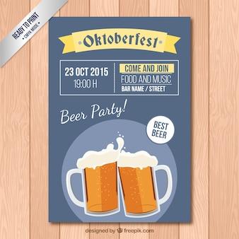 poster festival oktoberfest