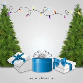 Presente de Natal Sparkling