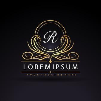 Projeto de modelo de logotipo