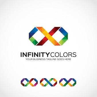 Projeto do molde do logotipo