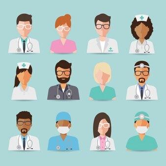 Projeto equipe médica