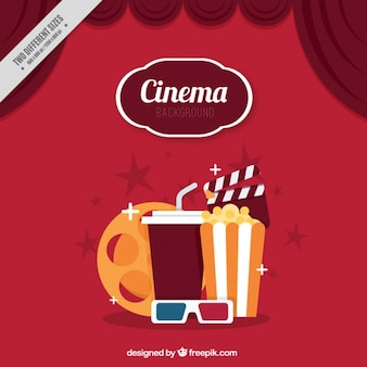 Pronto para ir ao cinema