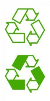 reciclar ícones