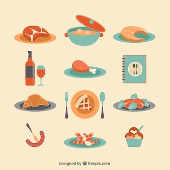 Restaurante de comida