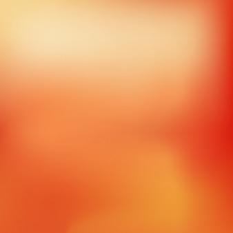 Resumo de fundo laranja com efeito de gradiente
