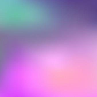 Resumo de fundo rosa e turquesa com efeito de gradiente