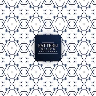 Resumo do padrão geométrico moderno