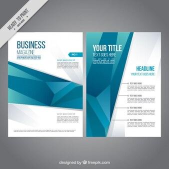 revista de negócios Geometric