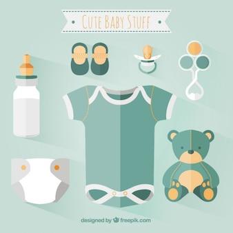 roupa bonito do bebê