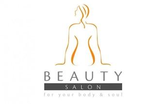 Salão de beleza do logotipo