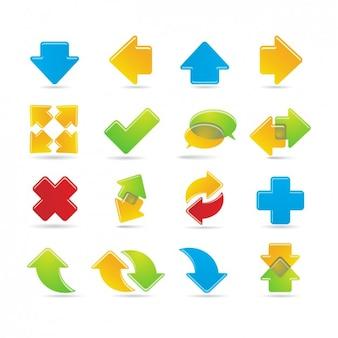 Seta Icons Collection