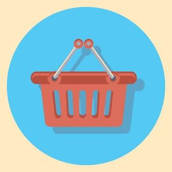 Shopping Basket Ícone