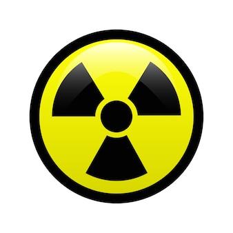Símbolo de radiação