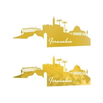 Skyline Jerusalém