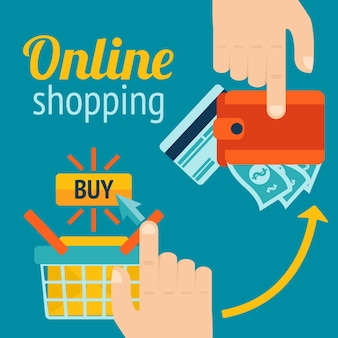 Sobre compras on-line