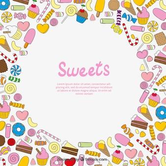 Sweets fundo