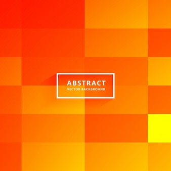 Telhas laranja brilhante fundo abstrato