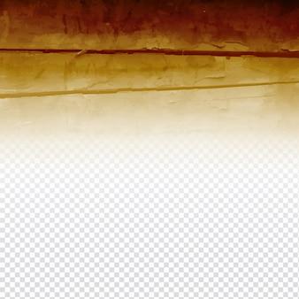 Textura de madeira no fundo transparente