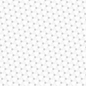 Textura ou fundo padrão do hexágono