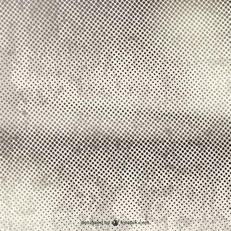 Textura pontilhada