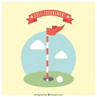 Torneio de golfe