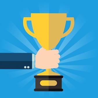 Um troféu