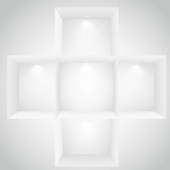 várias janelas de exibição