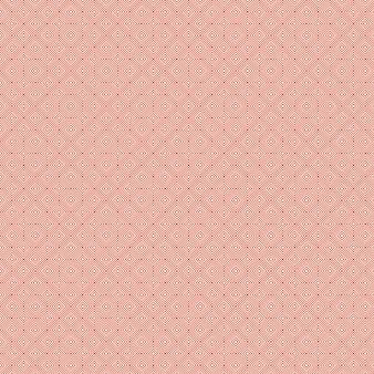 Vector padrão sem costura de quadrados listrados repetidos