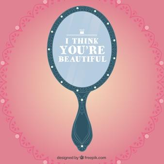 Você é linda