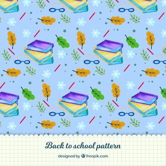 Voltar ao padrão escolar