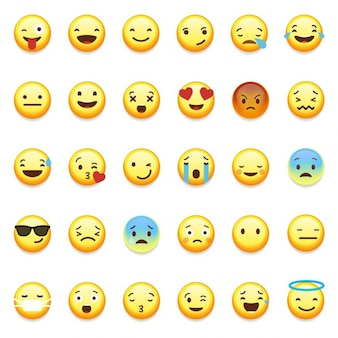 WhatsApp emoticons do smiley