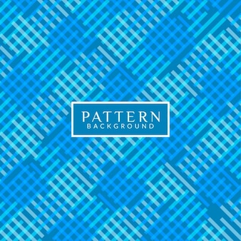Abstract pattern backgrund linea blu