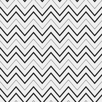 Abstract pattern con linee a zig zag