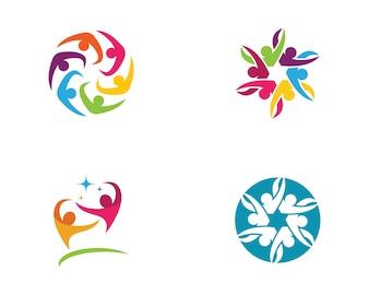 Adozione e assistenza sociale Logo