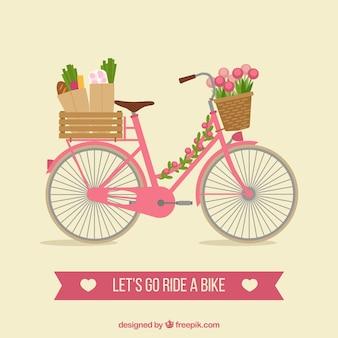 andiamo andare in bicicletta