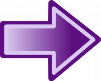 Arrow figura viola