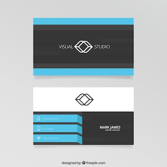 Astratto Business Card
