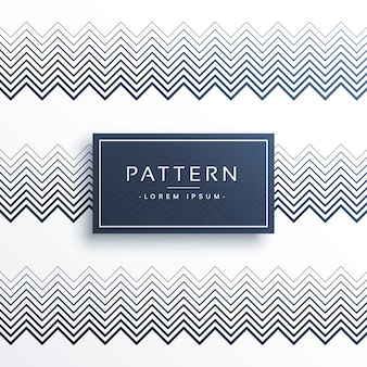 Astratto zigzag strisce linea pattern background