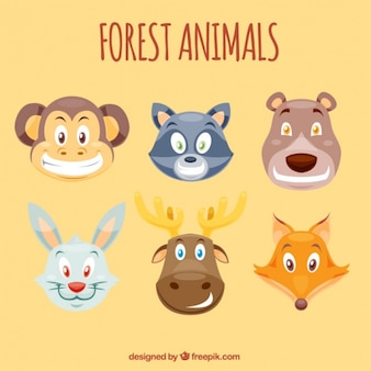 Renna del fumetto scaricare icone gratis - Animali dei cartoni animati a colori ...